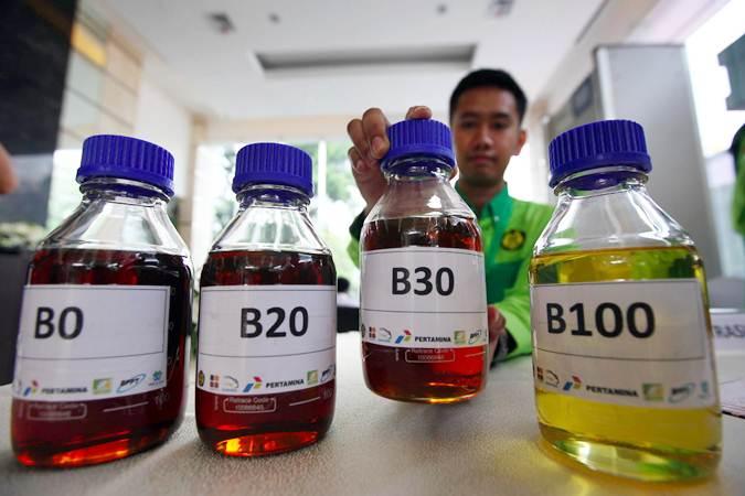 palm oil biodiesel