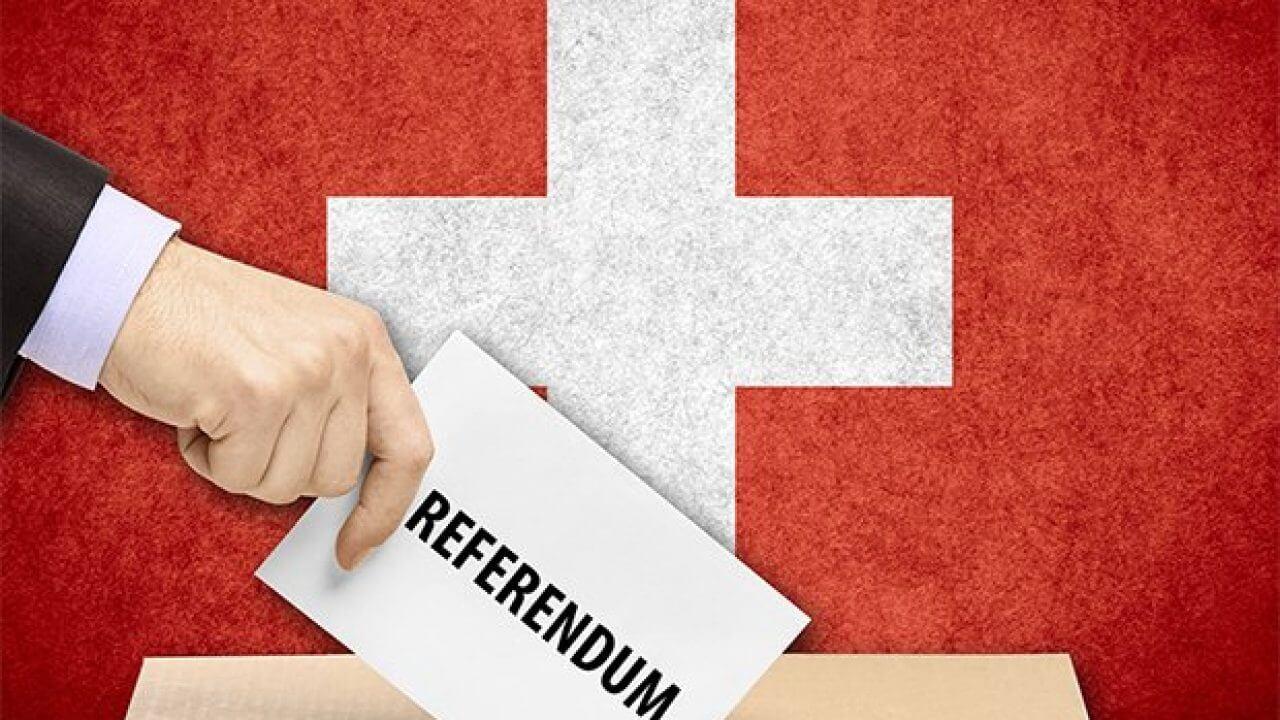 Referendum swiss of palm oil