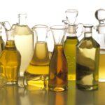 Many types of Oils