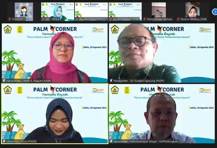 palm oil corner